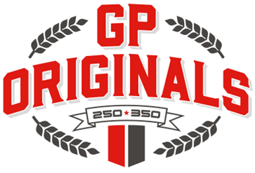 GP Originals post classic Grand Prix 250 and 350 racing