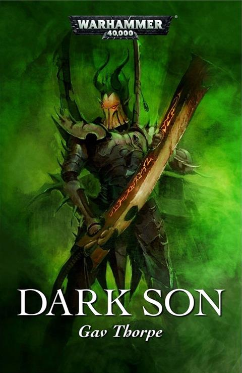 Cover of Dark Son by Gav Thorpe