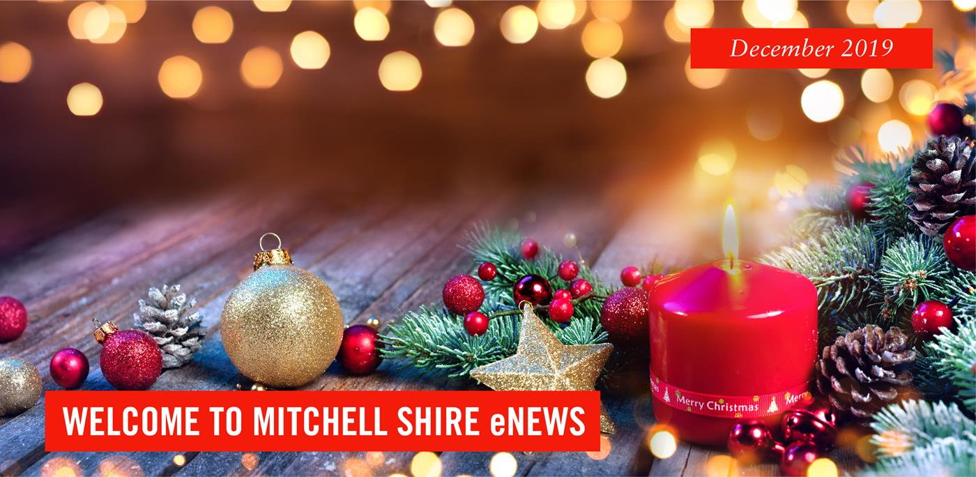 Merry Christmas from Mitchell Shire Council