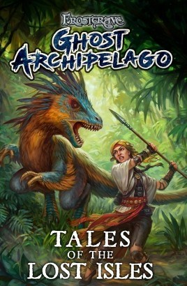 Cover of Tales of the Lost Isles with Gav Thorpe