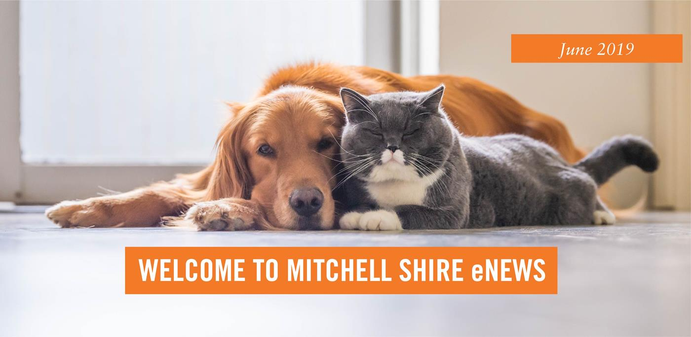 Welcome to Mitchell Shire eNews, June 2019