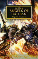 Cover of Angels of Caliban by Gav Thorpe, published by Black Library