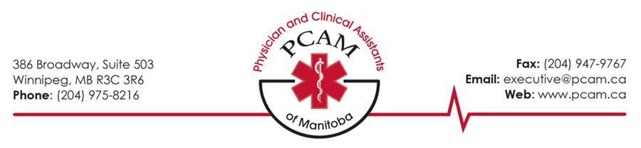 Physician and Clinical Assistants of Manitoba