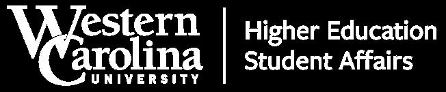 Western Carolina University Higher Education Student Affairs