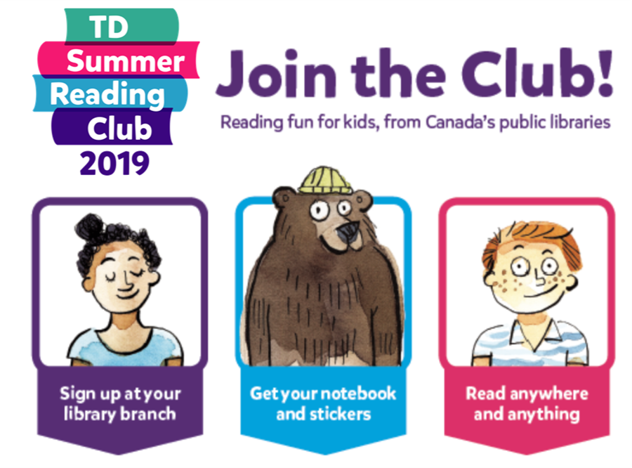 Drop by any library location to register for our summer reading clubs! There is something for everyone - babies, kids, teens and adults too!
