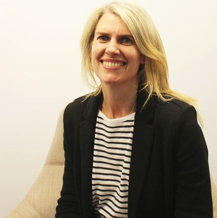 Cathy McCarthy, new Housing Director of West Kent