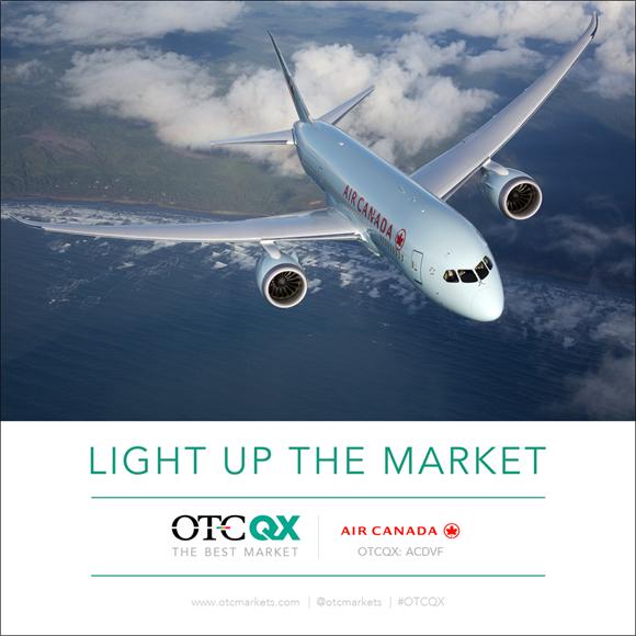 Air Canada (OTCQX: ACDVF)