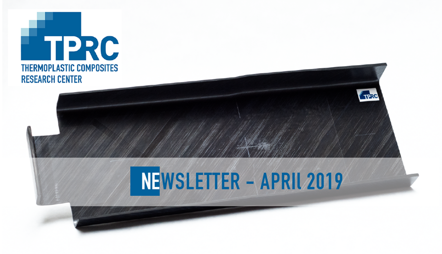 Thermoplastic Research Center Newsletter March 2019