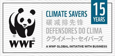 WWF Climate Savers logo