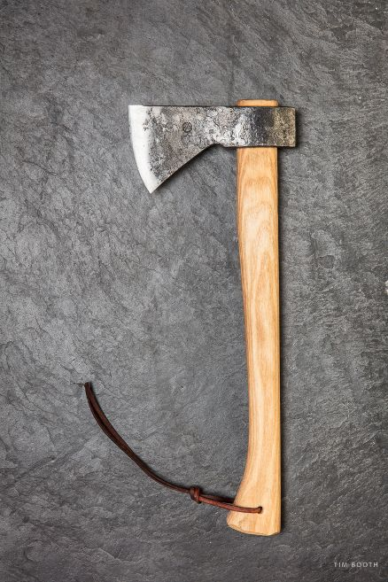 Finished Wilderness Axe