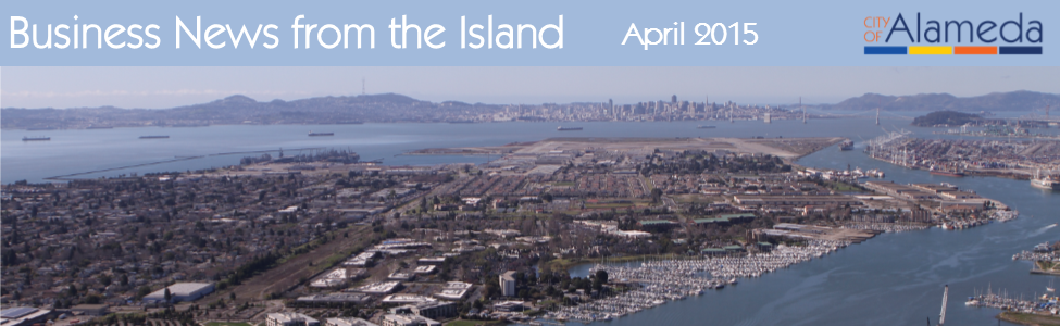 April 2015 Business News from the Island