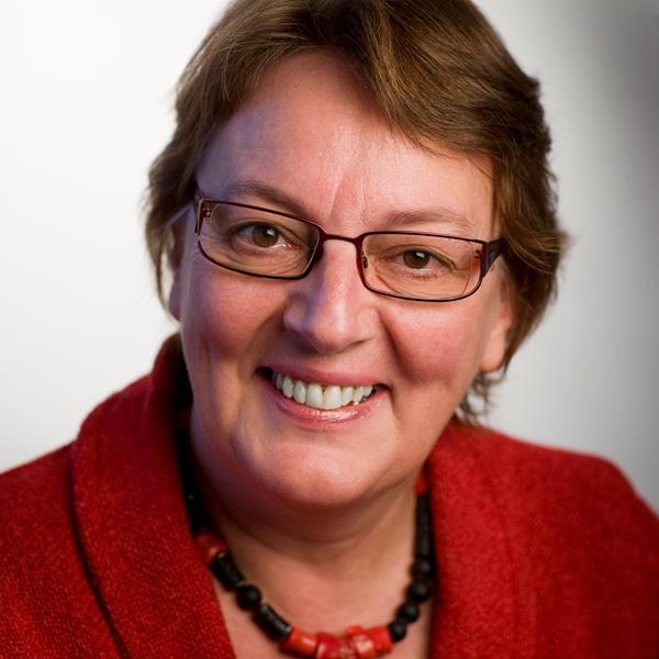Rektor Kirsten Jensen