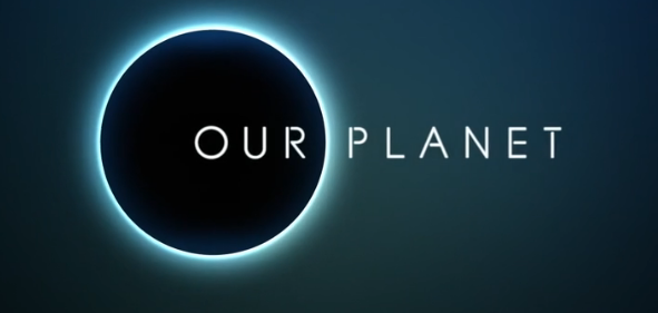 Our Planet website