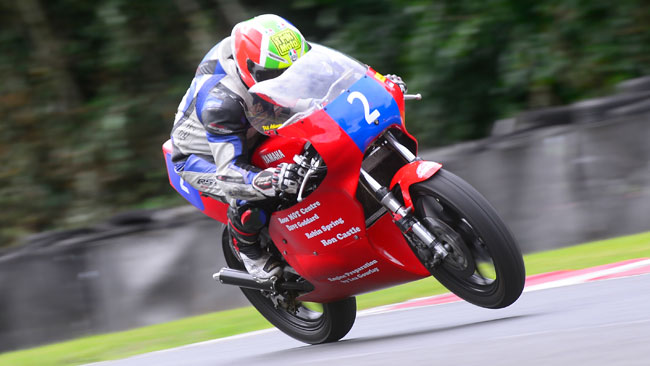 GP Originals racing from Oulton Park