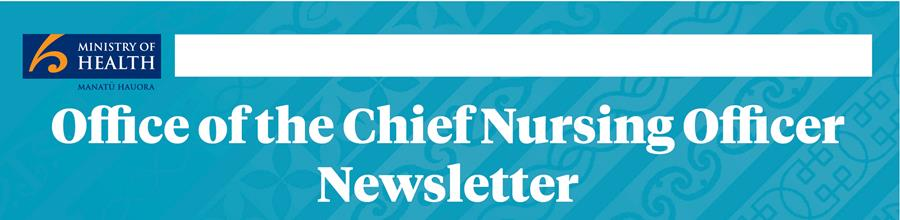 Office of the Chief Nursing Officer Newsletter