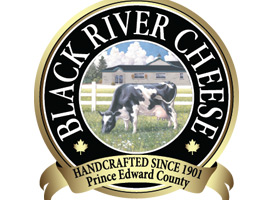 Picture of: Black River Cheese (logo)