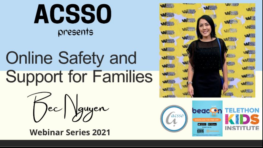 free webinar for families