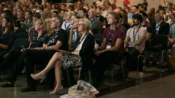 ESOF audience
