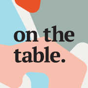 Vancouver Foundation's On The Table logo.