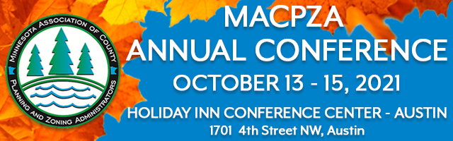MACPZA Annual Conference 2021