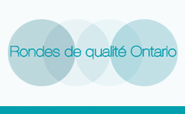 Logo des Rondes de qualité Ontario
