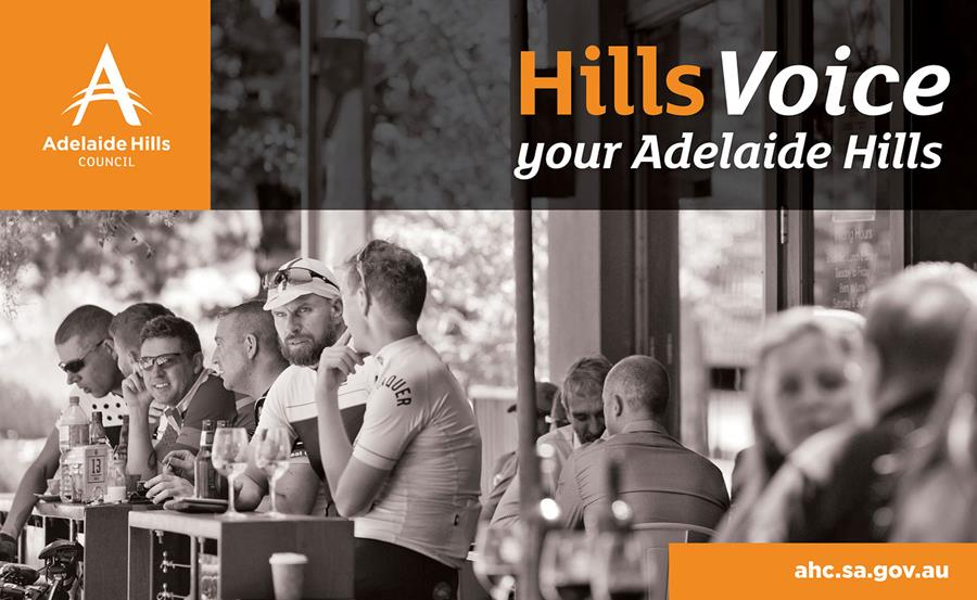 Hills Voice: your Adelaide Hills
