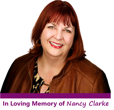 A photograph of the Director of Customer Service, Nancy E. Clarke.