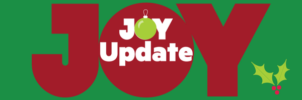 JOY Update Christmas in July