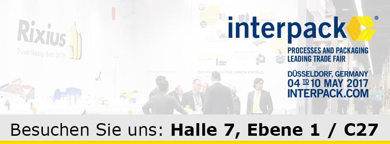 Einladung - Interpack 2017