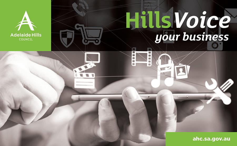 Hills Voice: Your Business