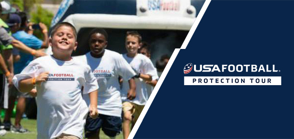 USA Football's Protection Tour