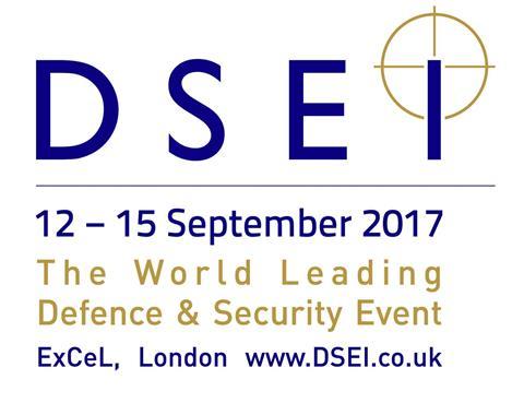 DSEI 2017 - Sarsen Technology