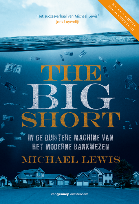 cover The Big Short | Lewis