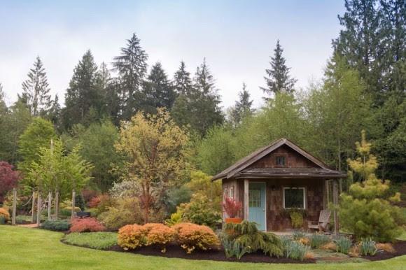 Deer-Resistant Garden