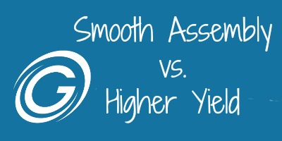 Smooth Assembly vs Yield