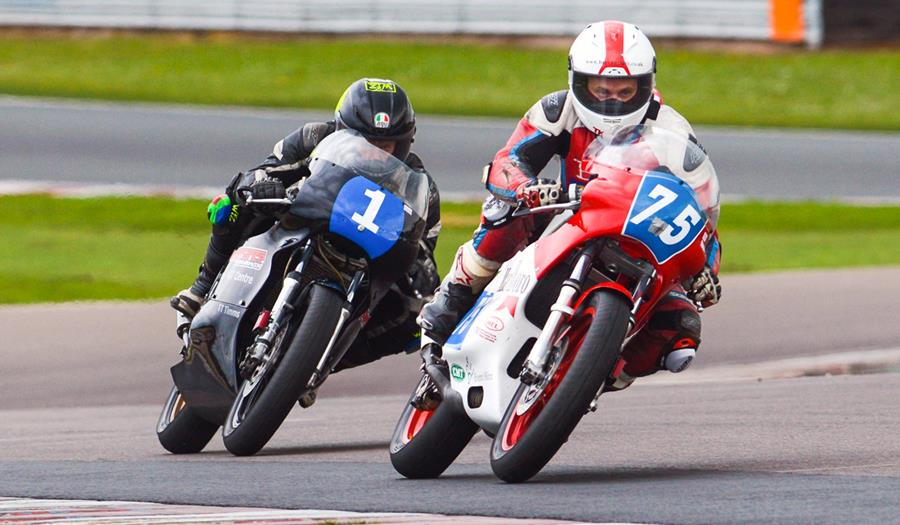 GP Originals at Donington Park for Round Two 2021