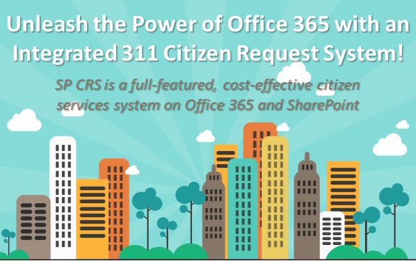 SP Gov Suite on Office 365 for Local Government