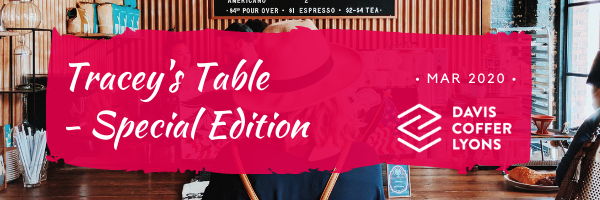 Tracey's Table - Special Edition