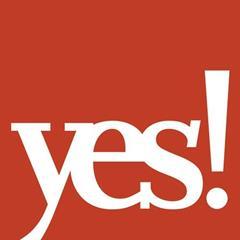 YES!Magazine's logo.