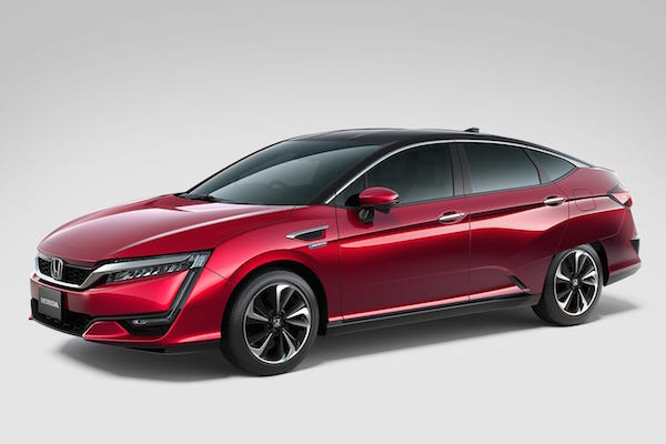 HONDA AND GM INVEST $85 MILLION INTO HYDROGEN-FUELED CARS, AND IT MAY BE TOO LATE