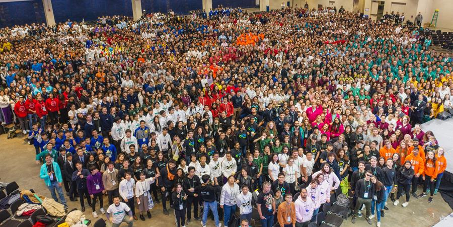iGEM 2019 From Above