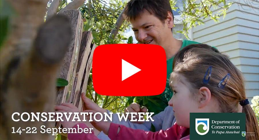 Conservation week.