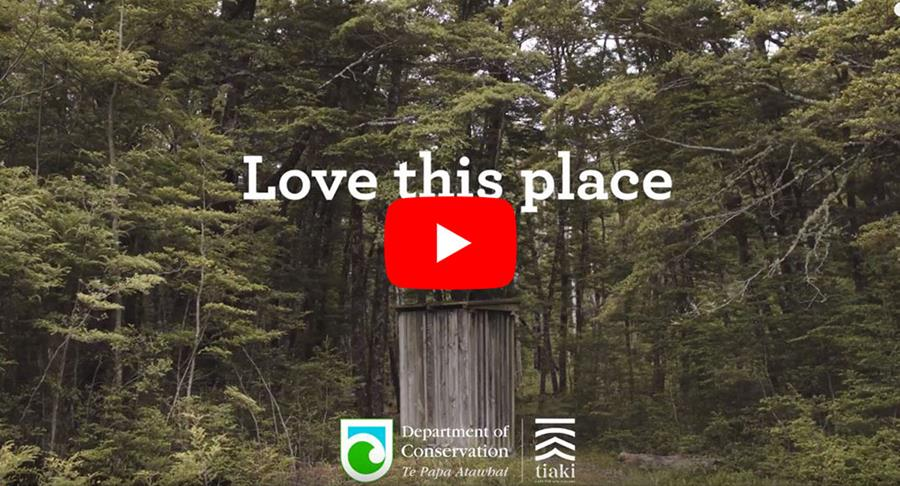 Love this place campaign video