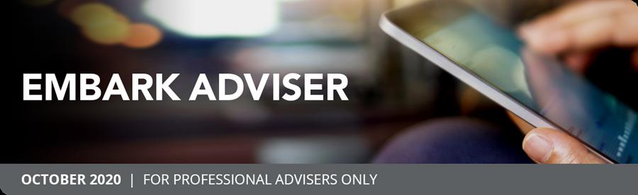 Embark Adviser