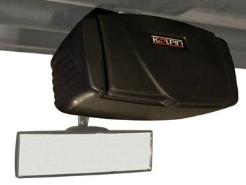 UTV Overhead Console with Mirror