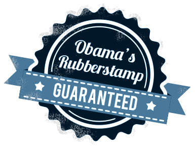 Obama's Rubberstamps