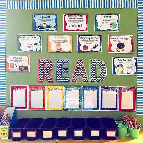 Teach Starter Reading Strategies