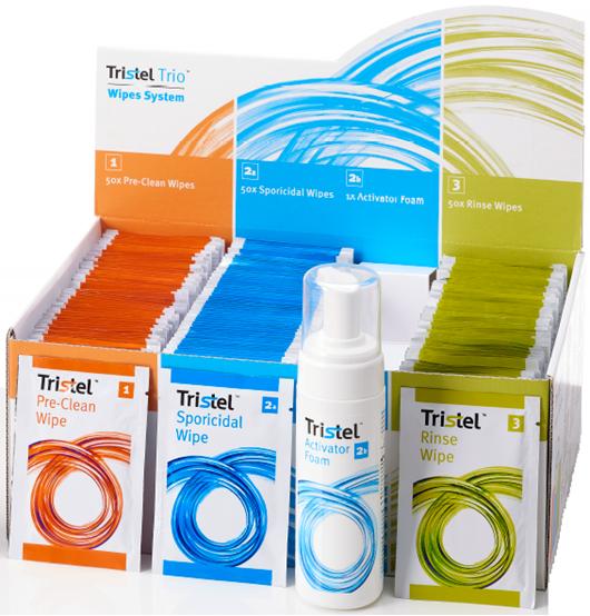 Tristel Trio