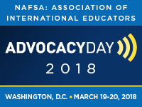 Advocacy Day, March 19-20 in Washington D.C.