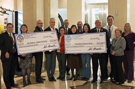SFO Golf Tournament Raises $60,000 for Local Charities